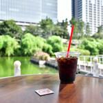カナルカフェ - ブレンドコーヒー(COLD)@税込440円:初期状態