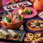 レストラン セリーナ - 【10月】ハロウィンランチバイキング