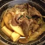 松ずみ - 牛鍋