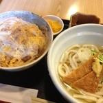 松ずみ - カツ丼セット