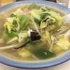 ひらもと食堂 - 料理写真:ちゃんぽん   六〇〇円なり