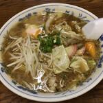 まつき食堂 - 料理写真:チャンポン   ¥750なり