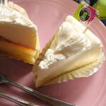 パティスリー いろは - 半熟チーズケーキ