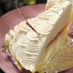 パティスリー いろは - レアチーズケーキ