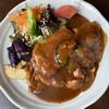 隣の洋食屋さん ブラボーパパ - 料理写真:日替わりランチ メインアップ