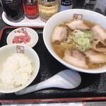 喜多方ラーメン坂内 - 料理写真: