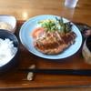 シーガル - 料理写真:2012.11 休日でも日替わり定食がありました、コーヒー付き850円