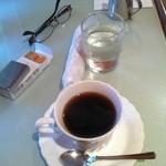 ルーシー - H.24.11.11. ブレンドコーヒー 380円