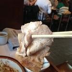 お食事処 三福 - しょうが焼き