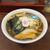三三七 - 料理写真:煮干中華そば 780円