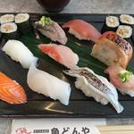 回転寿司 魚どんや - 料理写真: