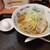 日高屋  - 料理写真:汁なしラーメン 570円