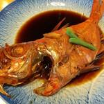 なかがわ - 金目鯛の煮付