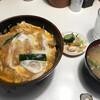 喫茶MG - 料理写真:かつ丼大盛り750円