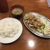 洋食ながおか - 料理写真:ジンヂャーライス
