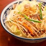 麺 鶴亀屋 - タンメン