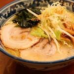 麺 鶴亀屋 - 塩ラーメン