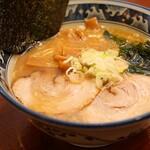 麺 鶴亀屋 - 醤油ラーメン