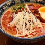 麺 鶴亀屋 - 味噌台湾ラーメン