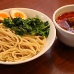 麺 鶴亀屋 - 柚子(ユズ)台湾つけ麺