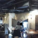 カフェ ラ・ボエム - 201211 ボエム 店内突き当たり