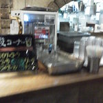 カフェ ラ・ボエム - 201211 ボエム LaunchBuffet(ドリンクバー)炭酸ものもあります。慌てて手振れ(笑)