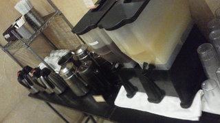 カフェ ラ・ボエム - 201211 ボエム ドリンクバー(ホット&アイス)