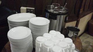 カフェ ラ・ボエム - 201211 ボエム Buffet台(スープ)