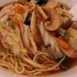 中国料理 シルクロード - 五目ラーメン