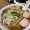 三勝屋 - 料理写真:中華そば 大 ¥580(税込)