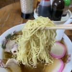 158123122 - 細麺♪
