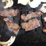 やきにく徳山 - 肉肉しく、