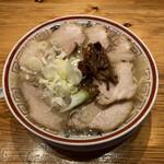158129348 - 肉そば(1,020円)