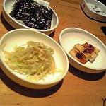 韓国郷土料理 ととり - お通し