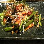 韓国郷土料理 ととり - いか刺身