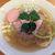 中華飯店 キンサン - 料理写真:アゴだし塩麺+ピンクの味玉