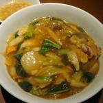 15814620 - 中華丼 700円