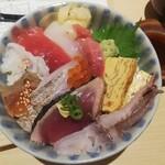 鮮魚・お食事処 山正 - ちらし