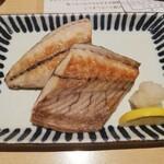 鮮魚・お食事処 山正 - 生さば塩焼