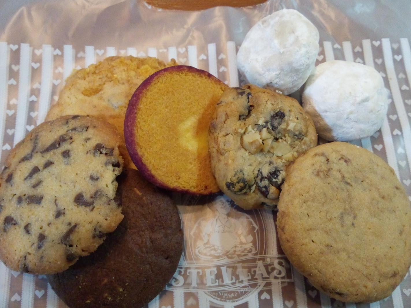 ステラおばさんのクッキー 草加ヴァリエ店