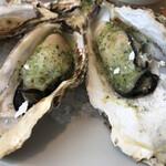ザ オイスタールーム - 磯の香りとプリっとした牡蠣が美味い!