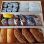 いなりやノゾミ - 料理写真: