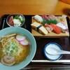丹波や - 料理写真:寿司&ラーメン
