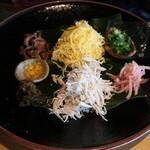 AMAネシア - 鶏飯具材