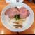 丸山製麺所 - 料理写真:地鶏白湯ラーメン