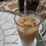 アオイコーヒースタンド - アイスカフェオレ