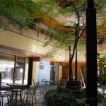 アオイコーヒースタンド - テラス