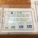 158162911 - (メニュー)レジ袋
