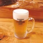 福よし - 生ビール