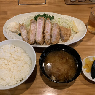とんかつ 大倉 - 料理写真: